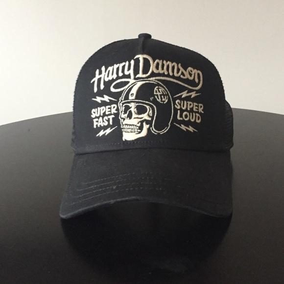 1bfaa0ede0f81 Harry Damson Other - Men s SnapBack baseball hat